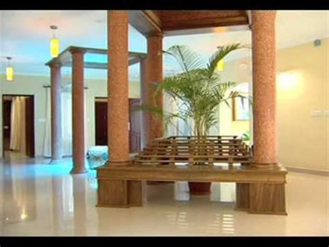 house interiors  home   courtyards  eafel constructions youtube