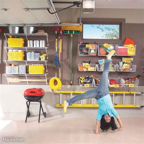 51 Brilliant Ways To Organize Your Garage  The Family
