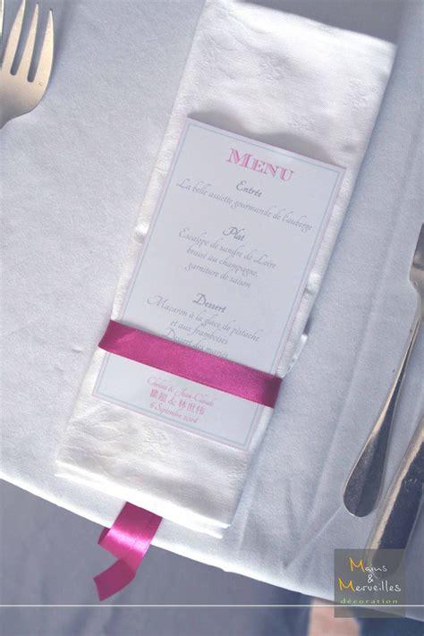 pliage serviette porte menu 27 best images about pliage de serviettes on names chic and