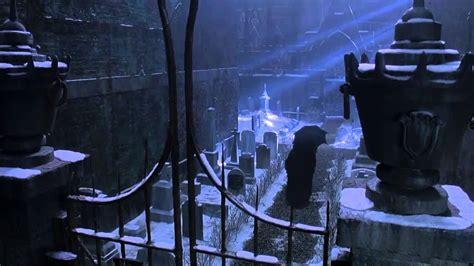 batman trilogy    cemetery batman returns
