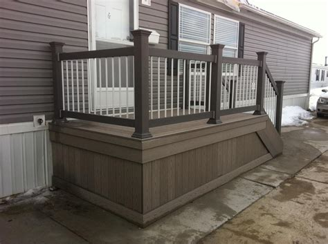 Veranda Decking Deck Fencing Contractor Talk Effective Porch Flooring Options