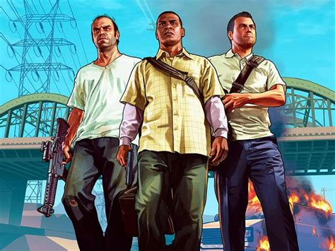 Gta 5 Coming To Ps4 With Free Xbox Character Transfer