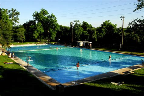 Pool : Deep Eddy Pool