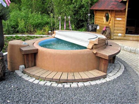 whirlpool garten selber bauen garten anders der wellnessgarten whirlpool sauna schwimmteich co