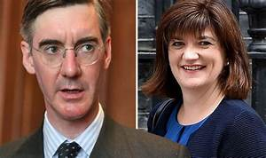 'Remainers are STILL in charge' Nicky Morgan beats Jacob ...