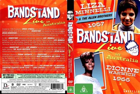Bandstand plot summary, character breakdowns, context and analysis, and performance video clips. Various Artists - Australian Bandstand (1966 & 1967) (PAL DVD-R)