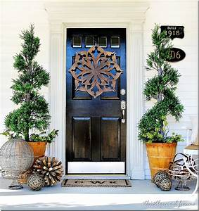Trash to Treasure: Almost Spring Door Decorating