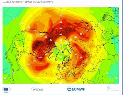 Largest ever Arctic ozone hole closes scientists say