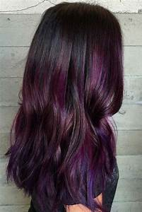 Cool Ideas of Purple Ombre Hair ★ See more… | Hair ...