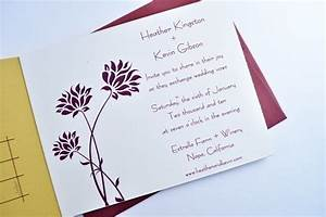 unique custom wedding invitations tri fold card with With tri fold wedding invitations with perforated rsvp uk