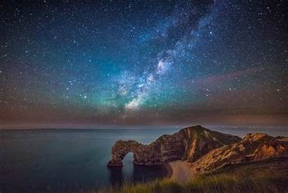 Milky Way Universe Space Stars Wallpapers Backgrounds