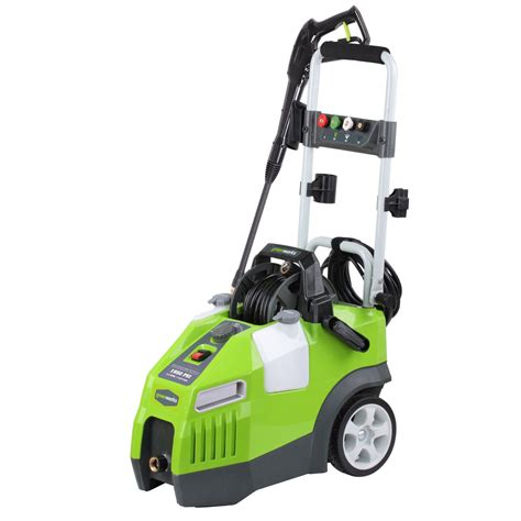 Review Greenworks Gw1950 1,950 Psi 12 Gpm Quiet Motor