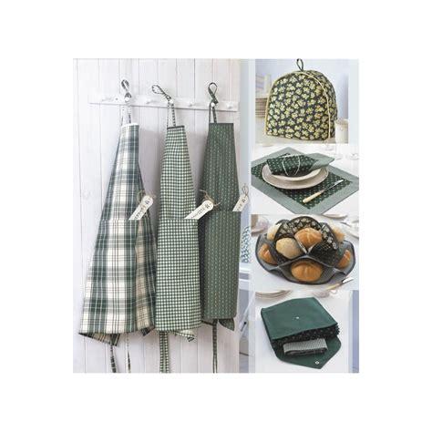 couture accessoire cuisine patron burda patron accessoires de cuisine burda n 176 8125