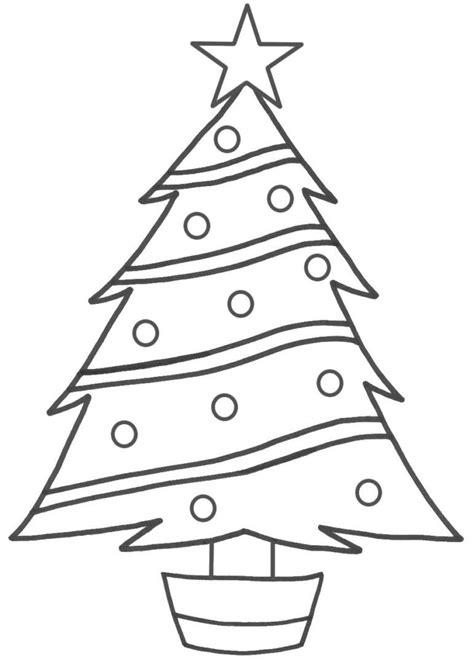 pin  julia  colorings christmas tree printable