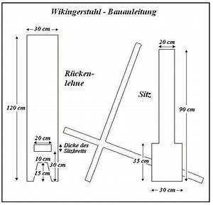 Holzstuhl Selber Bauen : die besten 25 wikinger m bel ideen auf pinterest ~ Lizthompson.info Haus und Dekorationen