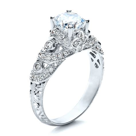 Diamond Split Shank Engagement Ring  Kirk Kara #1455. Habib Wedding Rings. 2.0 Carat Engagement Rings. 1.70 Carat Engagement Rings. Formen Engagement Rings. Goldengagement Wedding Rings. Raw Rock Wedding Rings. Champagne Wedding Wedding Rings. Flat Rings