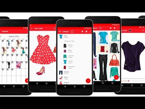 Fashion Closet App by Your Closet Smart Fashion Apps On Play