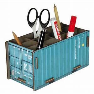 Pot A Crayon : pot a crayons 2 cv citro n rose bunker ~ Teatrodelosmanantiales.com Idées de Décoration