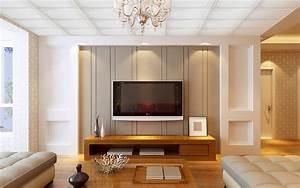 Minimalist interior design tv wall download model d