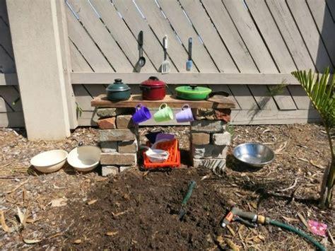 Kitchen Garden Equipments 20 mud kitchen ideas for garden ideas 1001 gardens