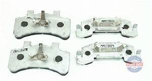 Tie Down Engineering Vented Rotor Disc Brake Pads For  2