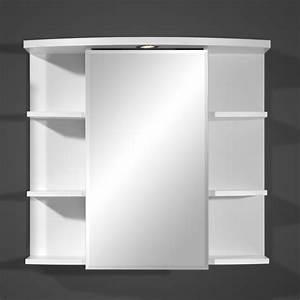 Miroir Rangement Salle De Bain : but salle de bain miroir ~ Teatrodelosmanantiales.com Idées de Décoration