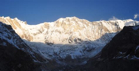 The scenery up whitney was more. How Long Does it Take to Climb Annapurna Mountain ...