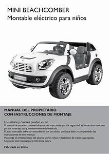 Manual De Usuario Mini Cooper 2 Asientos Jj298 By