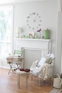Shabby Chic Stühle : shabby chic wohnzimmer 66 romantische einrichtungen ~ Orissabook.com Haus und Dekorationen