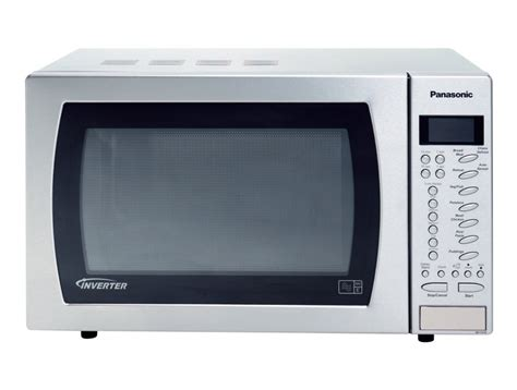 Secondary switch alignment is off. Panasonic NN-ST479SBPQ Family Solo Microwave Oven (Stainless Steel) Review - Microwave Review