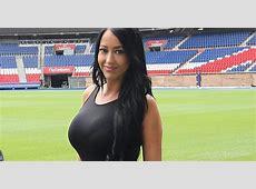 Aurah Ruiz, novia de Jesé, ya levanta pasiones en la Liga