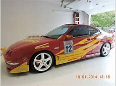 Ja Rule's 1996 Acura Integra GSR from Fast & Furious Is on