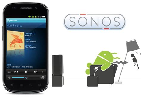 sonos android sonos launches free android controller and voice