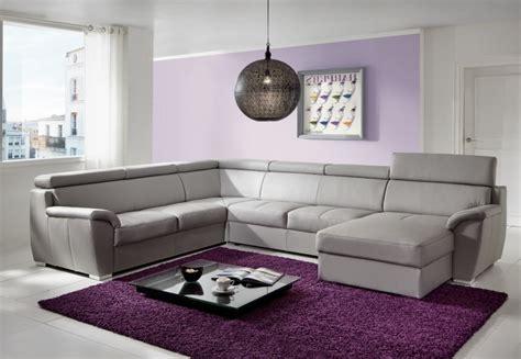 grand canap d angle tissu très grand canapé d 39 angle shane panoramique 7 places en u