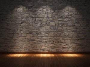 interior: Natural Stone Wall Interior Design and Ideas