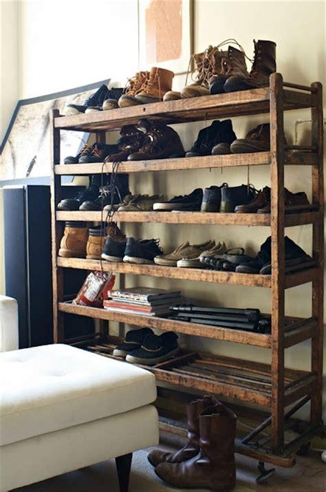 Shoe Rack Garage by 277 Best Shoe Storage Images On Organization