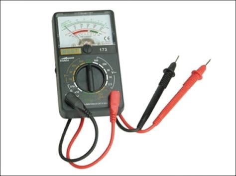 West Electrical Test Meter