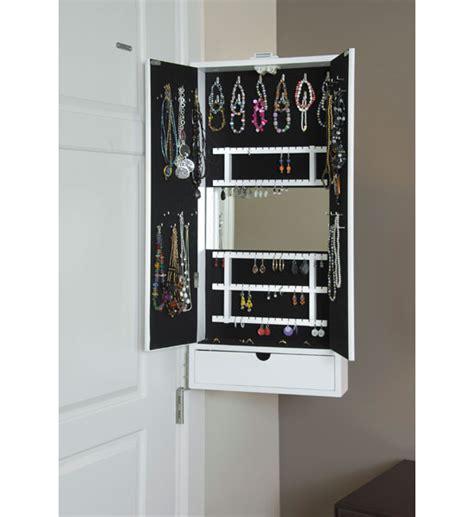 cabidor jewelry storage cabinet jewelry storage cabinet hinge mounted