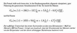 Grundumsatz Berechnen : sigma bc 2209 mhr ~ Themetempest.com Abrechnung