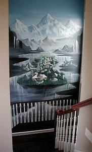 trompe l 39 oeil mural photo album by