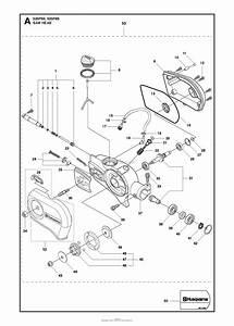 Husqvarna 525 P4s Parts Diagram For Saw Head