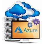 Azure Migration Cloud Icon Services Migrating Sql