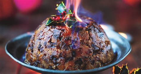 jamie oliver traditional christmas pudding recipe  xmas