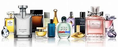 Perfume Transparent Background Fragrances Luxury Expensive Smell