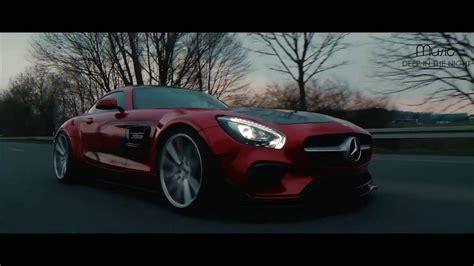 Mercedes GT S ///AMG/MERCEDES SL ///AMG [ PRIOR DESIGN ] Music Deep In T... | Mercedes sl ...