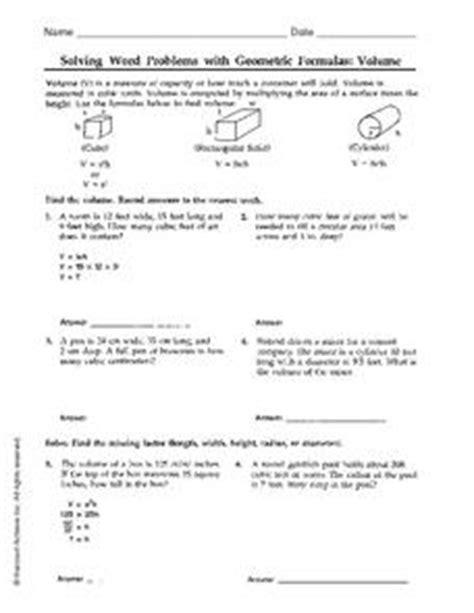 formula for volume 5th grade density mass volume mrd
