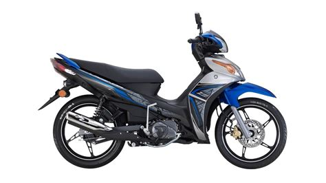 2017 yamaha lagenda 115z fuel injection blue colour