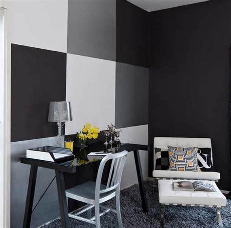 Schwarze Wände Für Moderne Raum Und Farbgestaltung Im