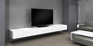 Banc Tv Suspendu : bien choisir son meuble tv guides d 39 achat easylounge ~ Teatrodelosmanantiales.com Idées de Décoration