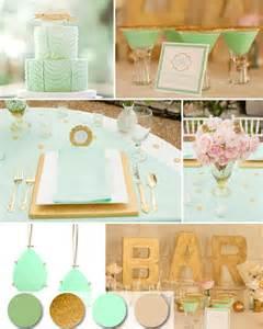 mint green wedding decorations and chagne wedding decor newhairstylesformen2014